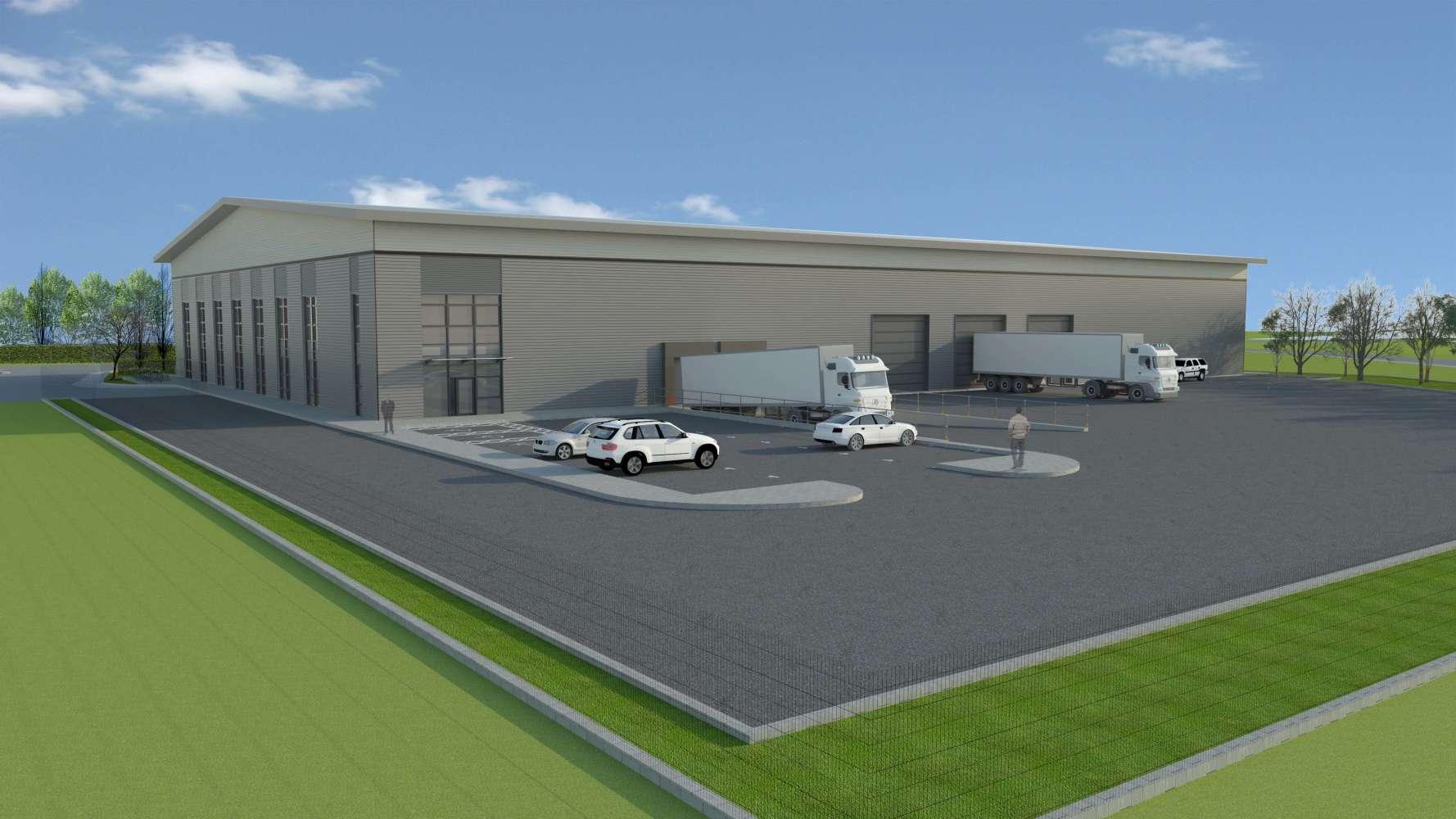 Industrial and logistics Fareham, PO15 5RJ - J9 South - 01