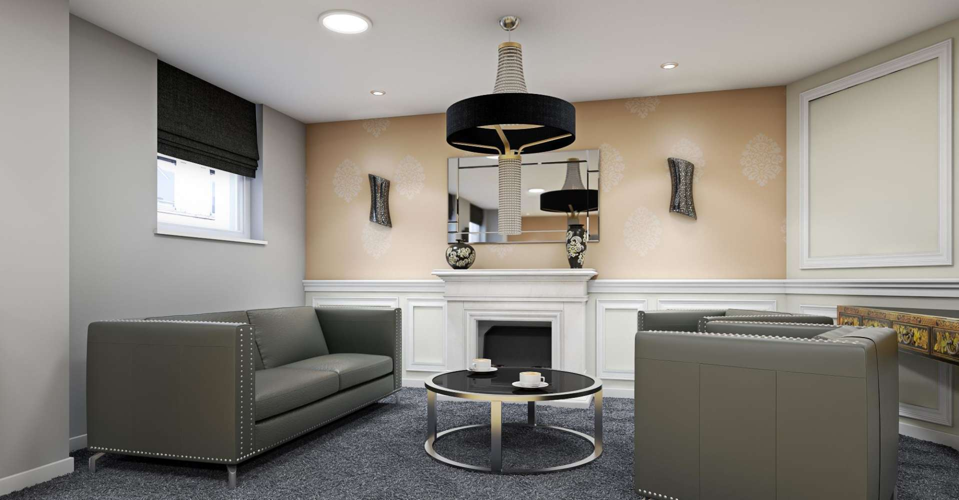 Serviced office London, EC3M 7UH  - Finsbury House  - 3