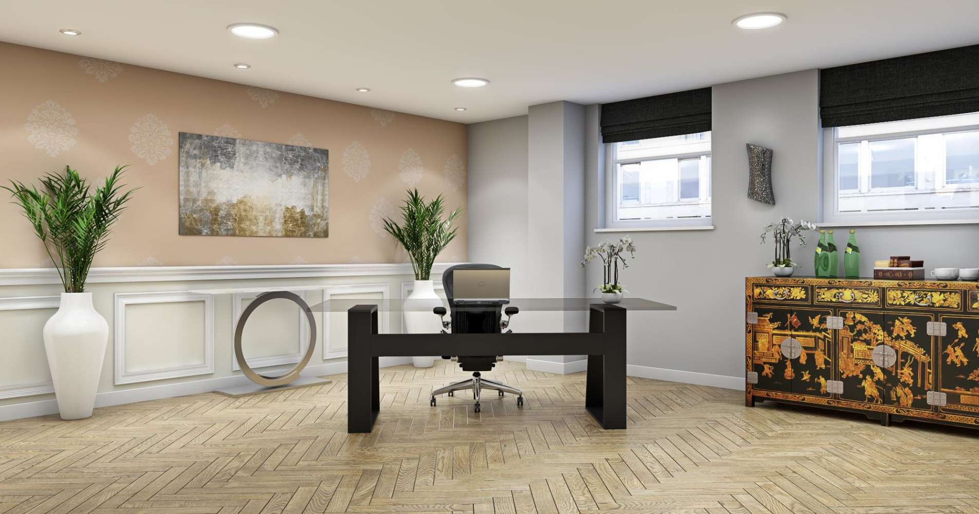 Serviced office London, EC3M 7UH  - Finsbury House  - 1