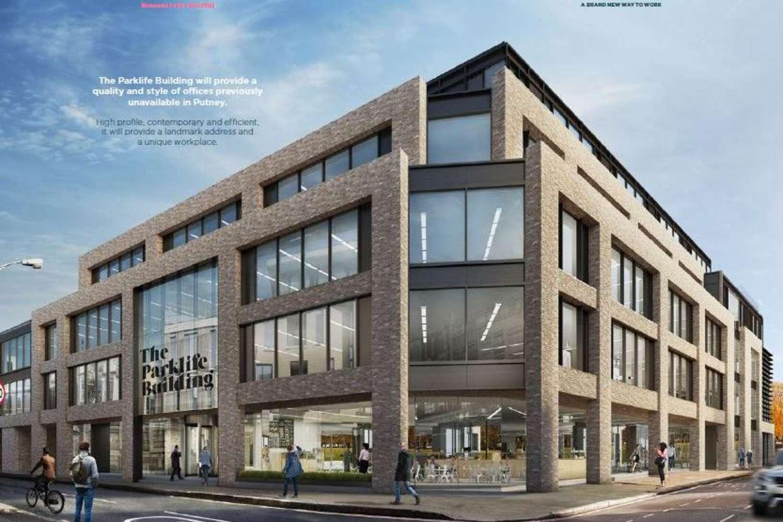 Office Putney, SW15 2NQ - The Parklife Building - 1