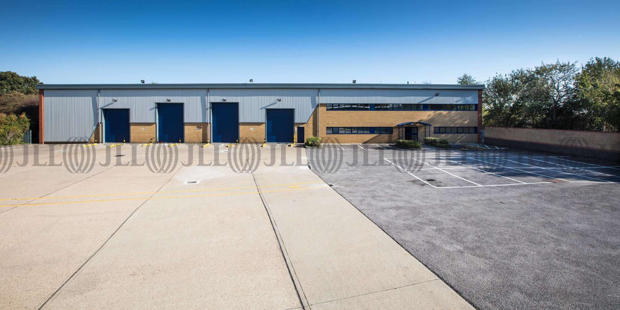 Industrial and logistics Heathrow, TW19 7AX - Unit 1 The Camgate Centre - 2