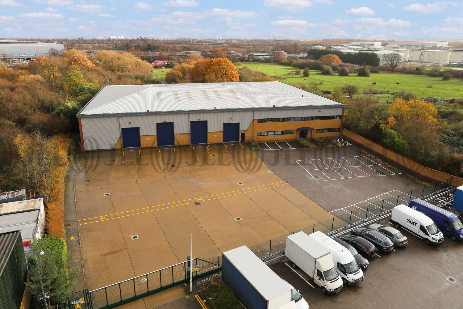 Industrial and logistics Heathrow, TW19 7AX - Unit 1 The Camgate Centre - 01