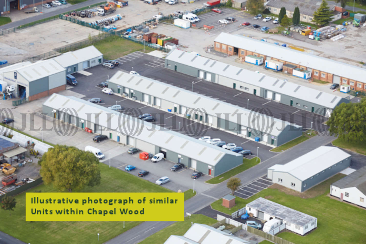 Industrial and logistics Wetherby, LS23 7FS - Chapel Wood, Thorp Arch Estate - 2609611661716