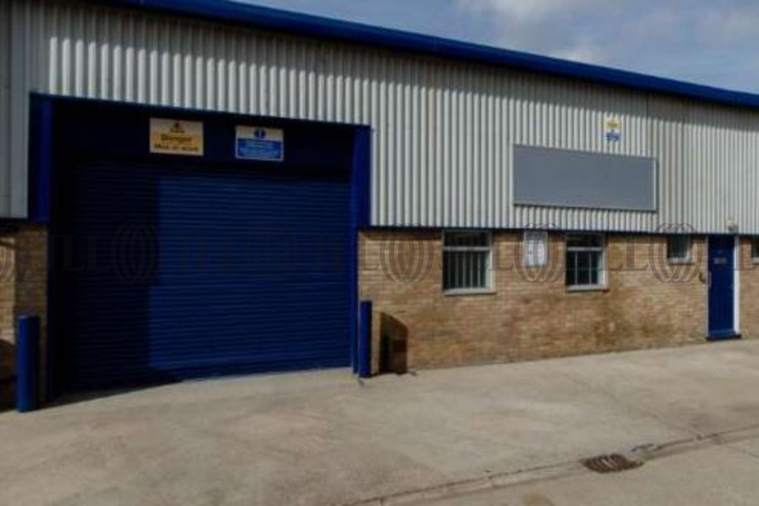Industrial and logistics London, NW10 6JP - Unit 4, Sunbeam Industrial Estate - 1