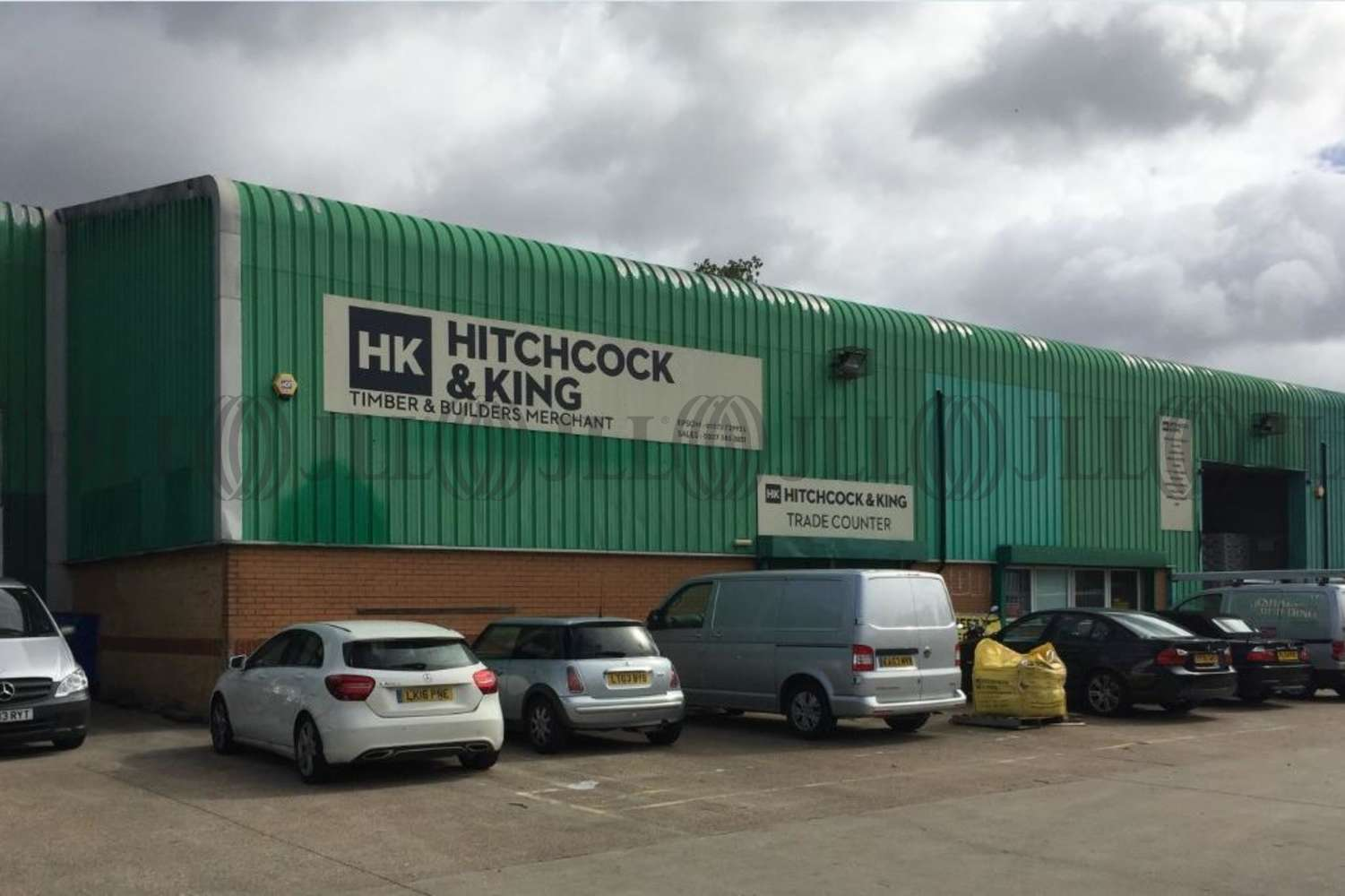 Industrial and logistics Epsom, KT19 9QQ - Units B, C and D Blenheim Road - 68419