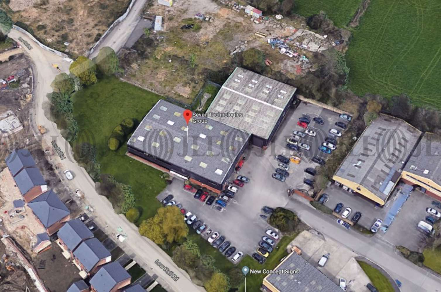 Industrial and logistics Leeds, LS18 4EG - 1 Low Hall Business Park - 1