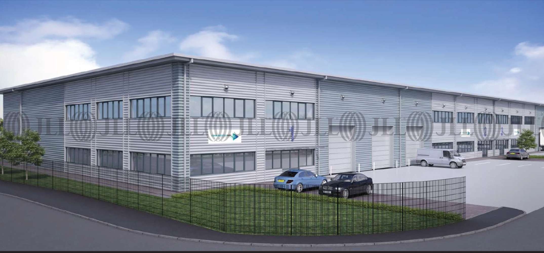 Industrial and logistics Feltham, TW4 6DL - Communication Park - 78753