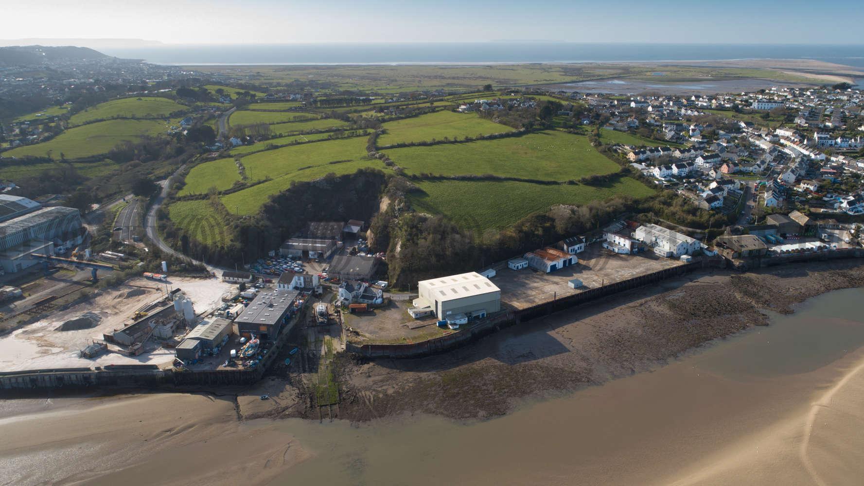 Industrial and logistics Bideford, EX39 1UZ - Appledore Shipyard - 20197
