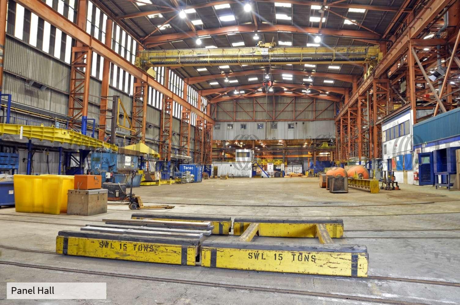 Industrial and logistics Bideford, EX39 1UZ - Appledore Shipyard - 84011