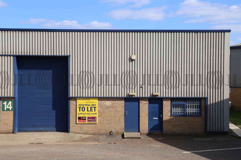 Industrial and logistics Leeds, LS12 6BD - Unit 15 Gelderd Trading Estate - 5303