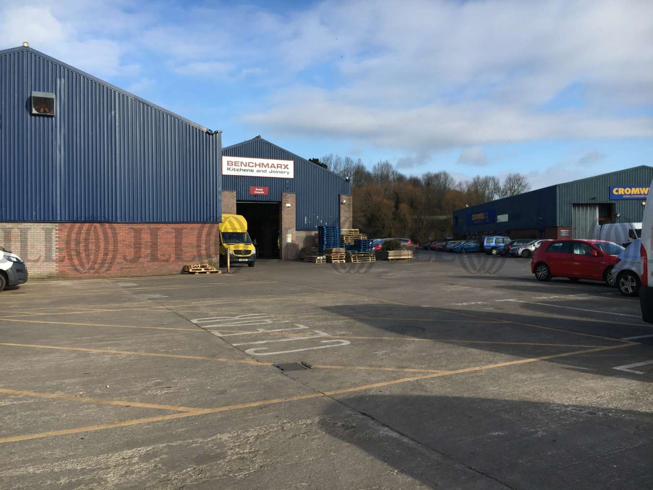 Industrial and logistics Bristol, BS2 0UY - Unit H, St Vincents Trading Estate - 4680