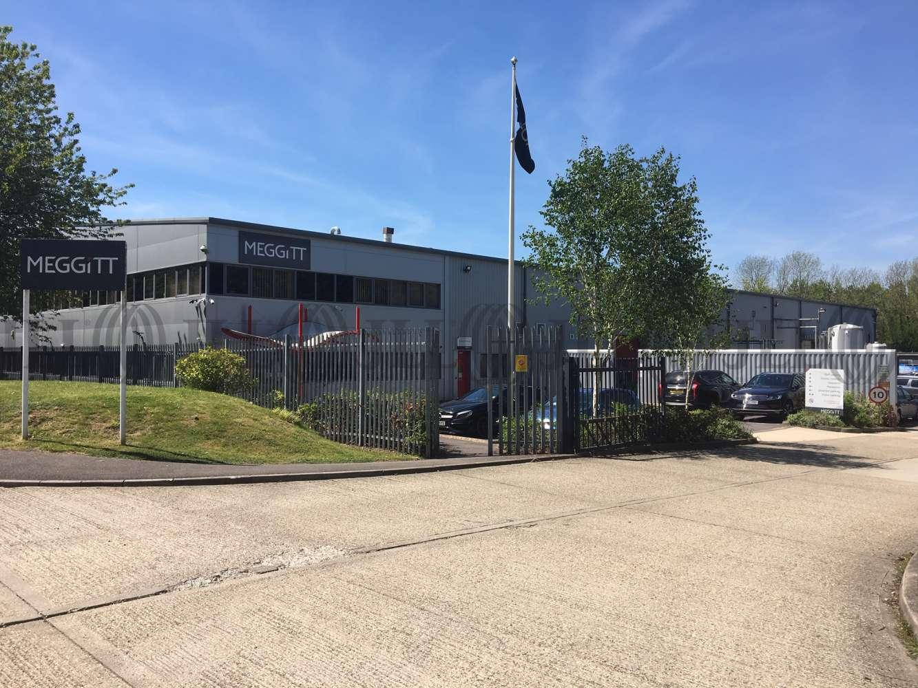 Industrial and logistics Basingstoke, RG22 4BS - The Laurels - 1029