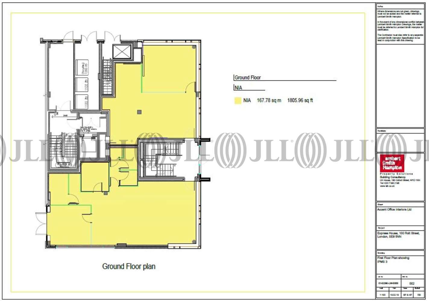 Offices London, SE8 5NN - 100 Rolt Street - 84418