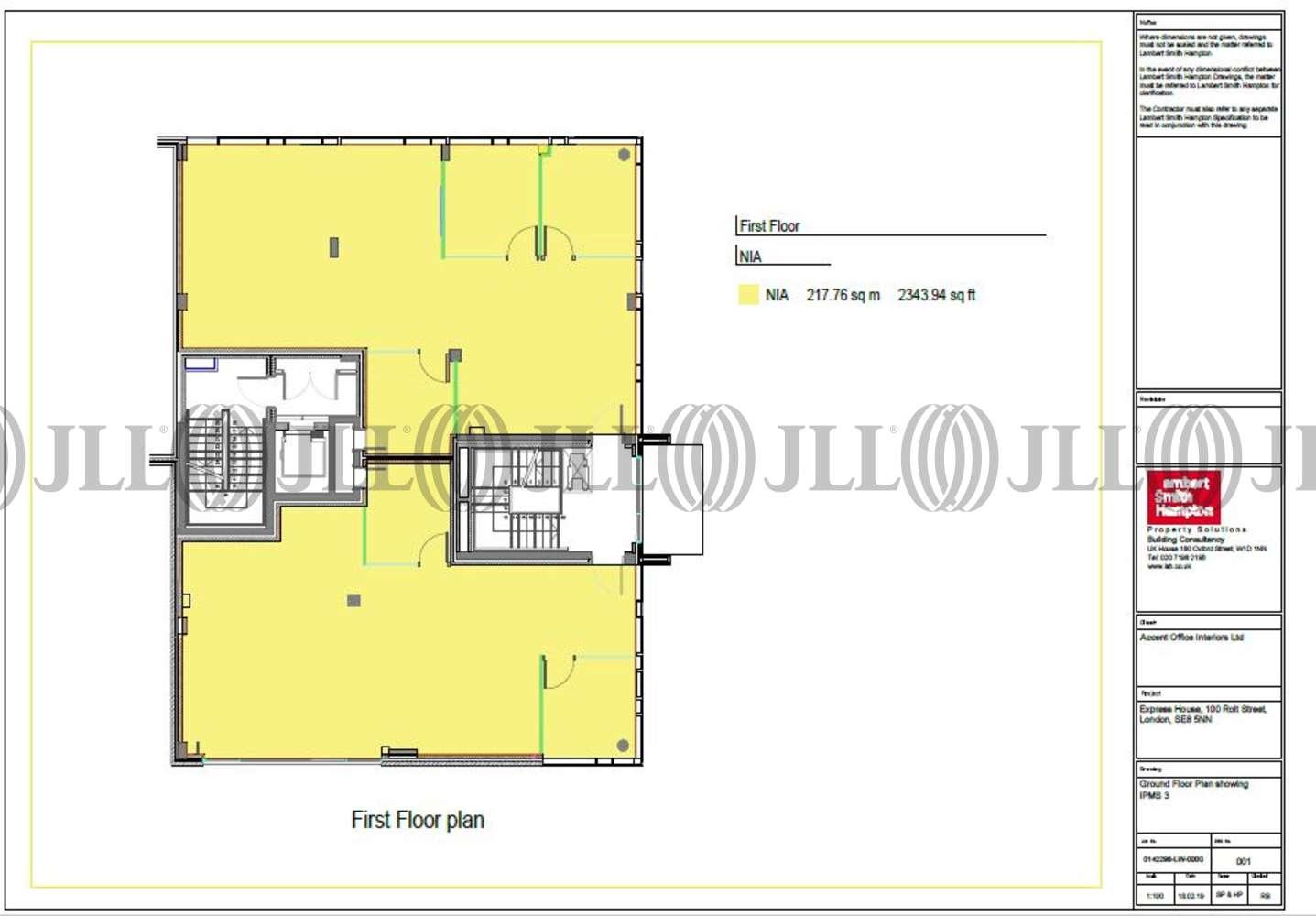 Offices London, SE8 5NN - 100 Rolt Street - 84419