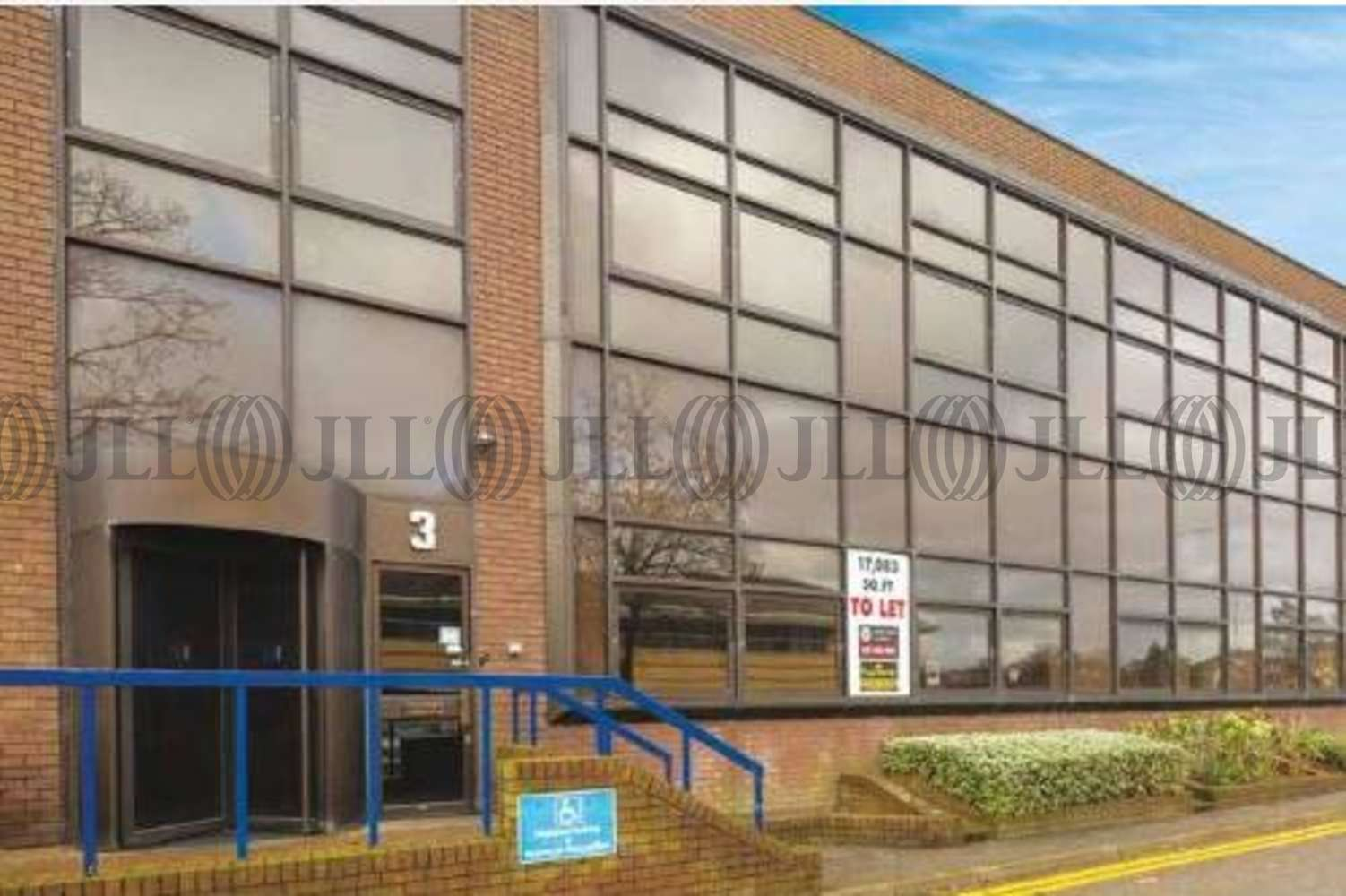 Industrial and logistics Bracknell, RG12 1RW - Unit 3 Western Trade Centre - 1