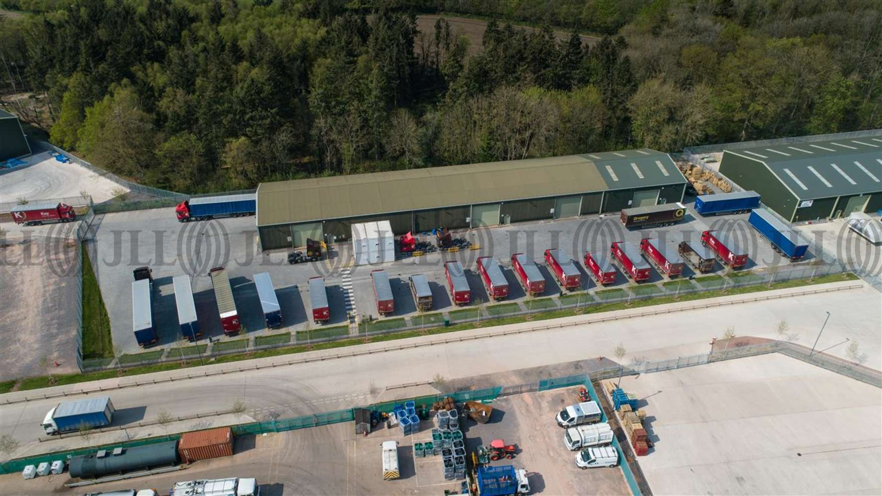 Industrial and logistics Cullompton, EX15 3FG - Unit 1 Carlu Close - 201923