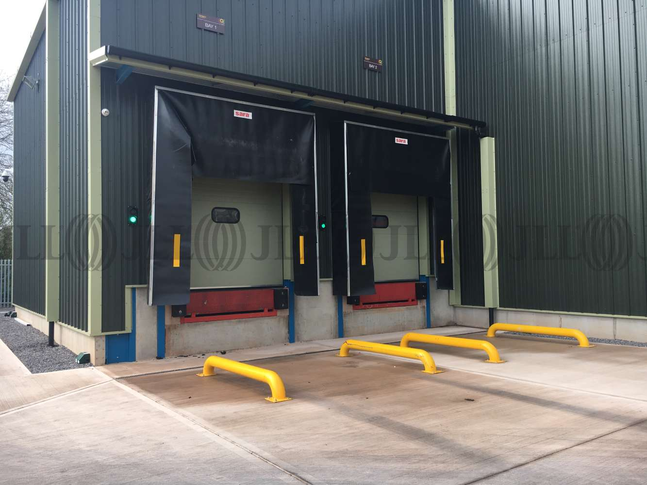 Industrial and logistics Cullompton, EX15 3FA - Unit 5 Lucas Way - 5