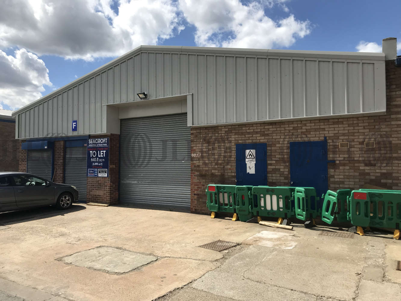 Industrial and logistics Leeds, LS14 2AQ - Unit F, Seacroft Industrial & Trade Park - 2