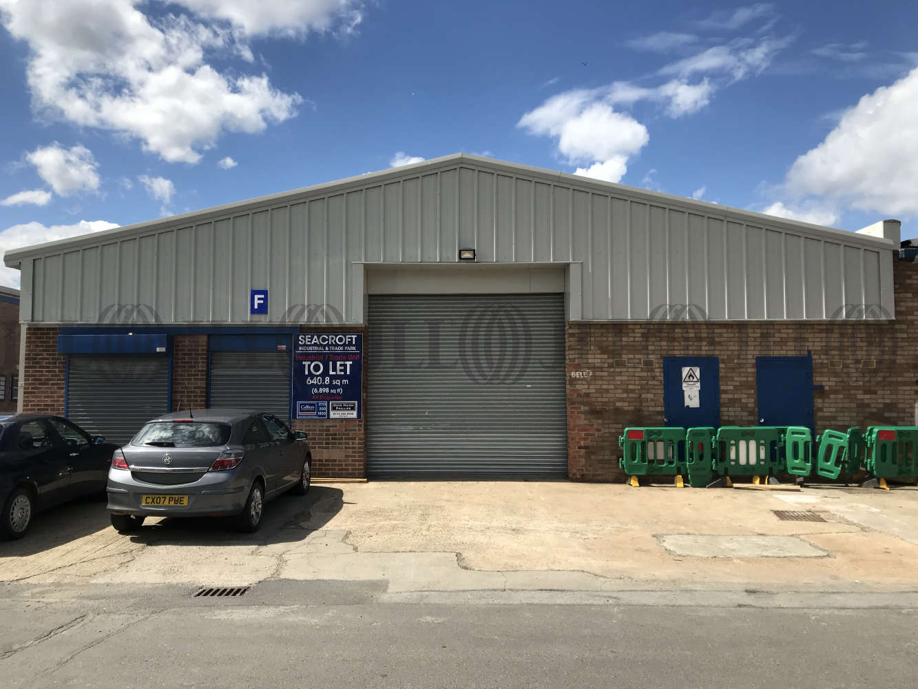 Industrial and logistics Leeds, LS14 2AQ - Unit F, Seacroft Industrial & Trade Park - 7