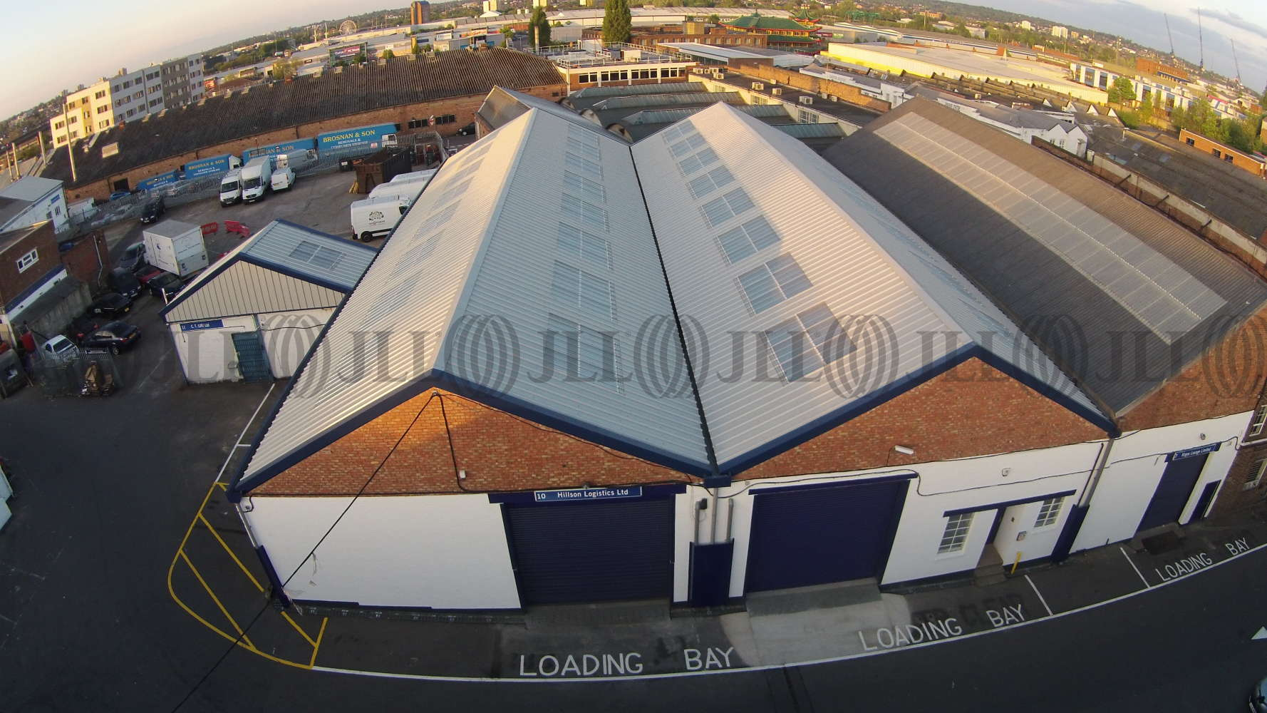 Industrial and logistics London, NW2 7HJ - Unit 10 Atlas Business Centre, Oxgate Lane - 01028
