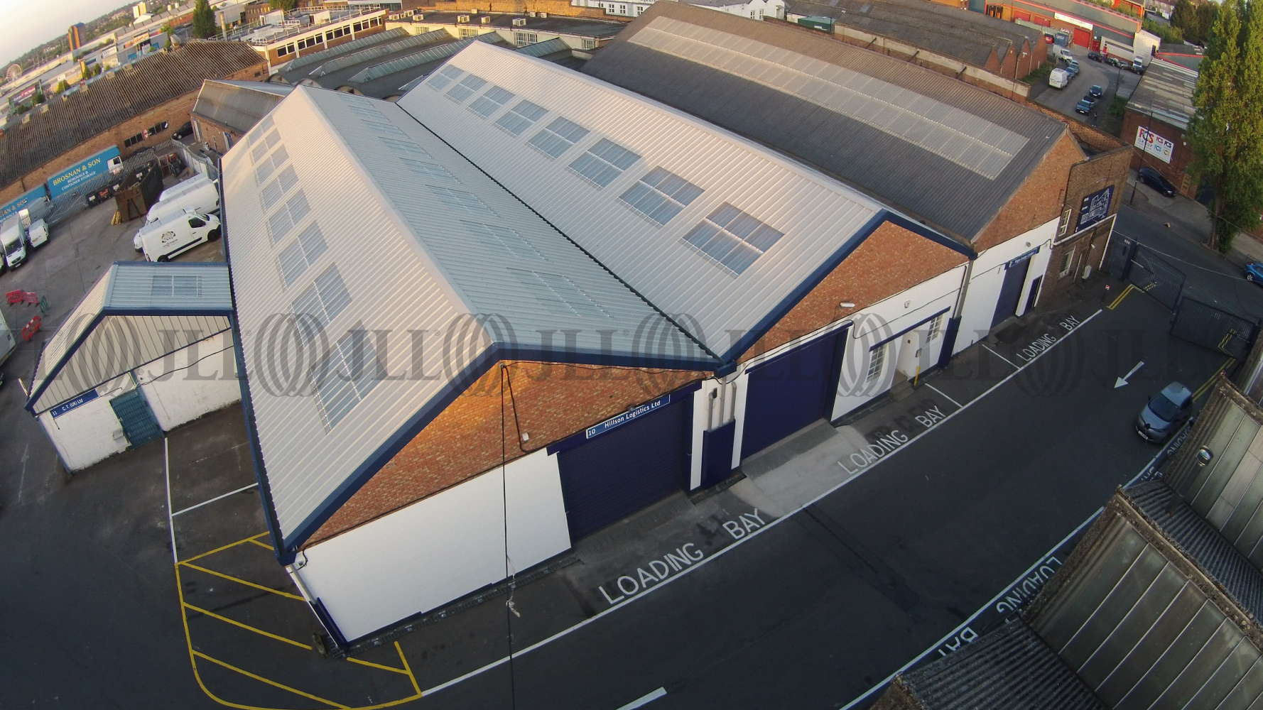 Industrial and logistics London, NW2 7HJ - Unit 10 Atlas Business Centre, Oxgate Lane - 01024