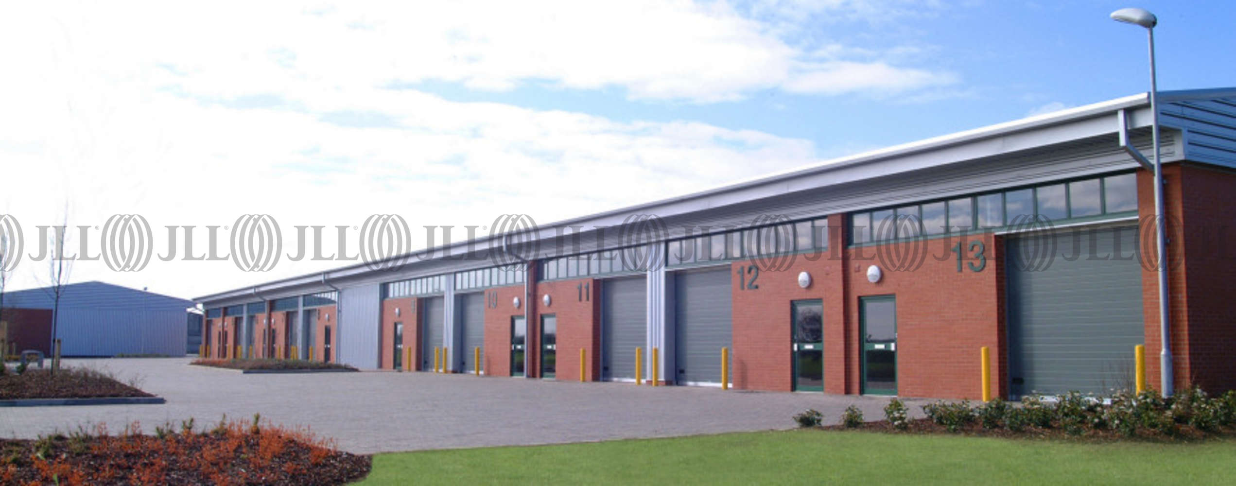 Industrial and logistics Wetherby, LS23 7BJ - Thorp Arch Estate - 1