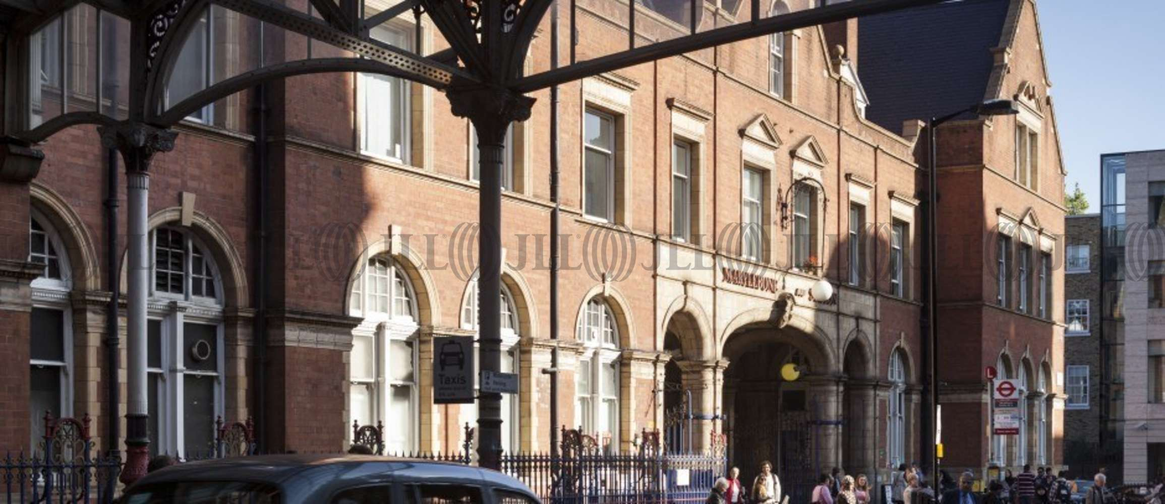 Serviced office London, NW1 6JJ - 12 Melcombe Place - 407