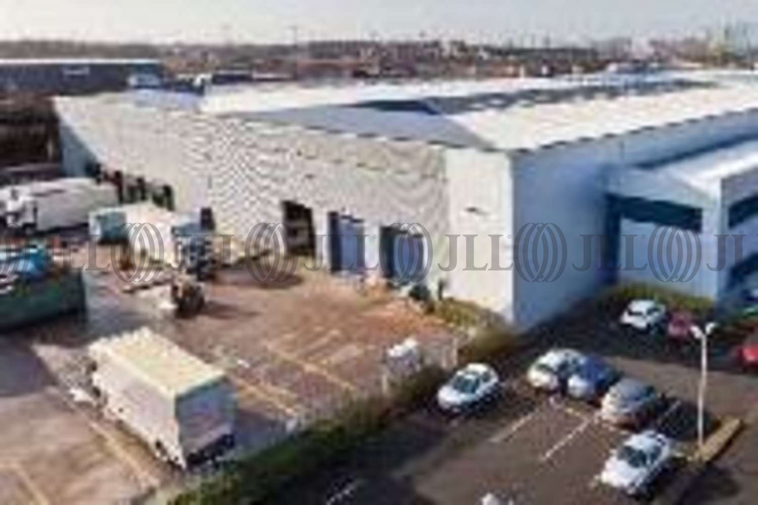 Industrial and logistics Birmingham, B7 5PJ - Hurricane Park, Unit 3 - 0001