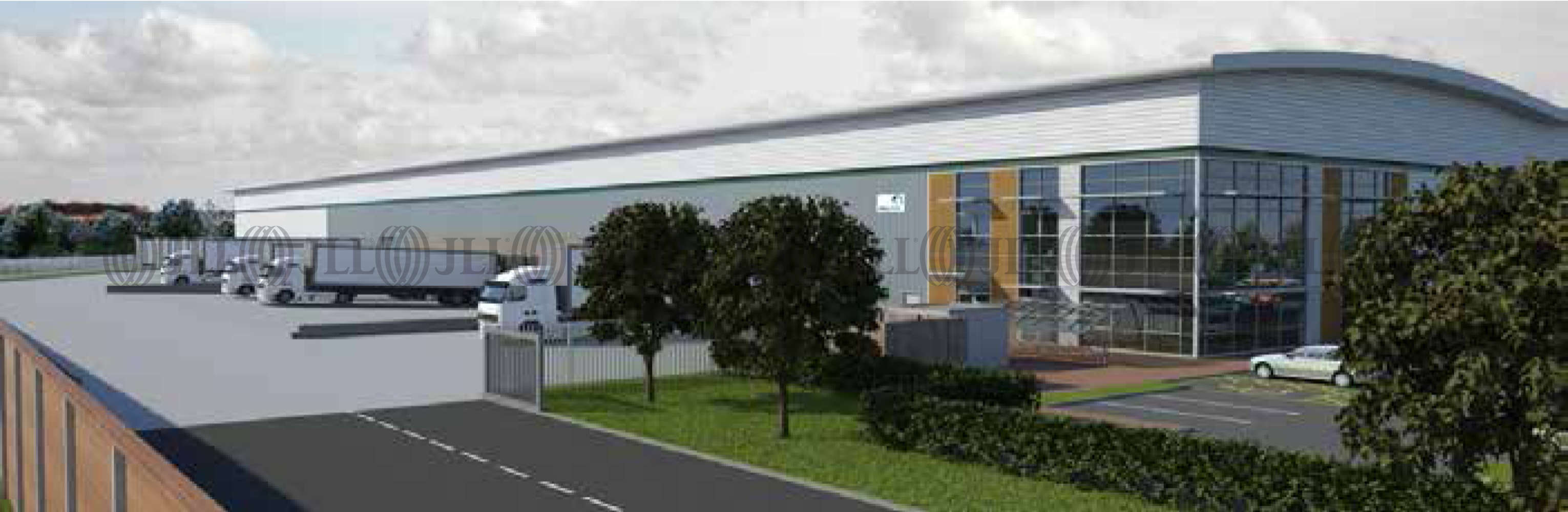 Industrial and logistics Stoke-on-trent, ST4 4GU - Prologis Park, Sideway - 25066