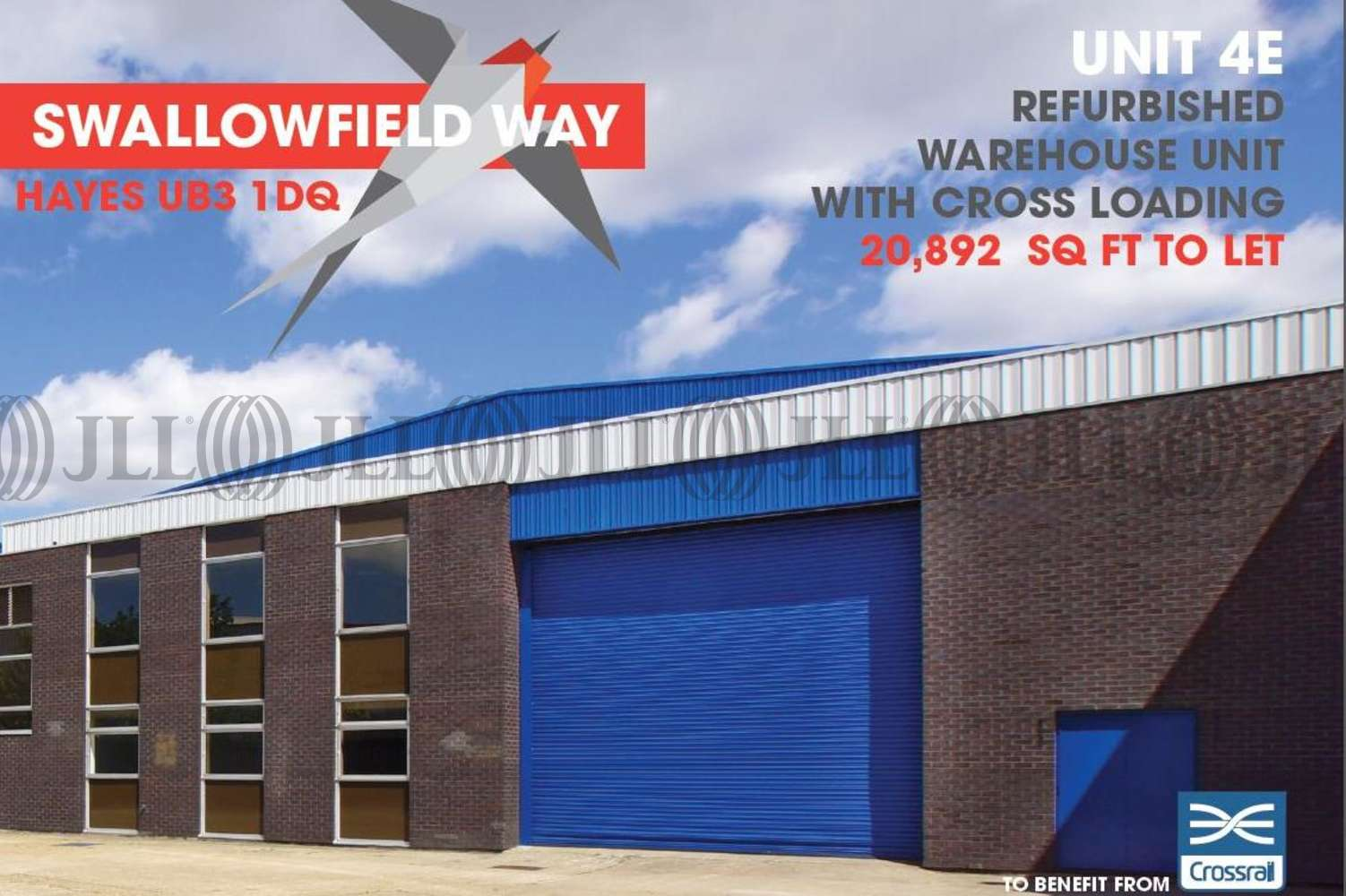 Industrial and logistics Hayes, UB3 1DQ - Unit 4E, Swallowfield Way - 4