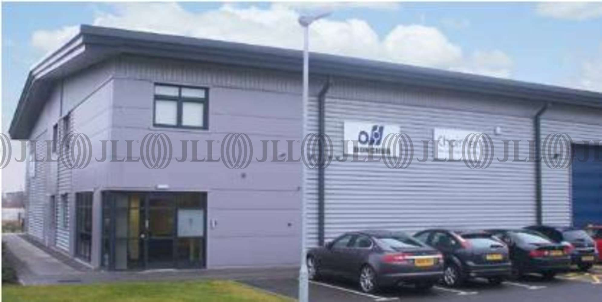 Industrial and logistics Wednesfield, WV11 3DR - Unit 1A - 2