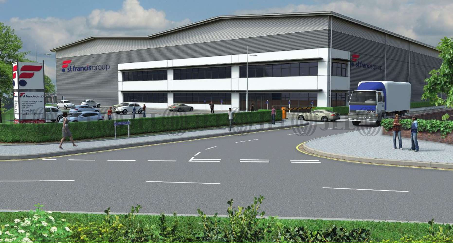 Industrial and logistics Darlaston, WS10 8NA - Bentley Point - 12528