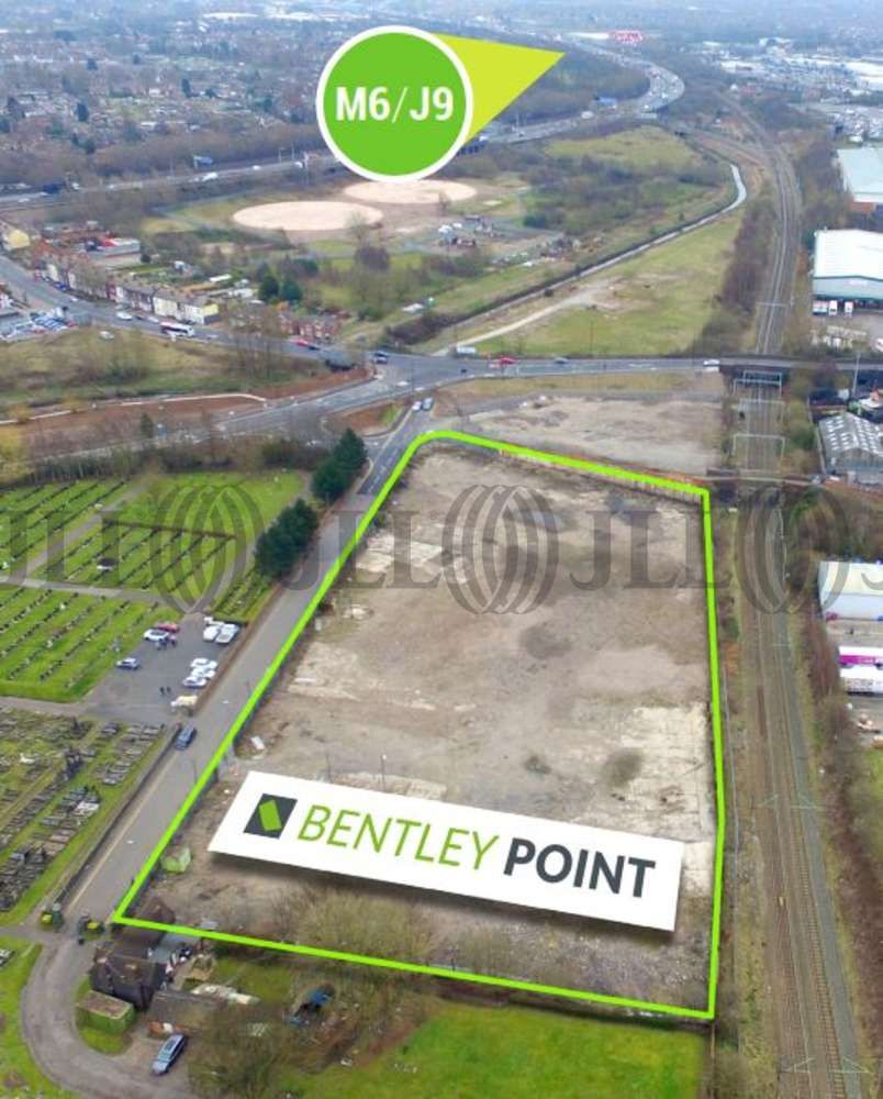 Industrial and logistics Darlaston, WS10 8NA - Bentley Point - 2