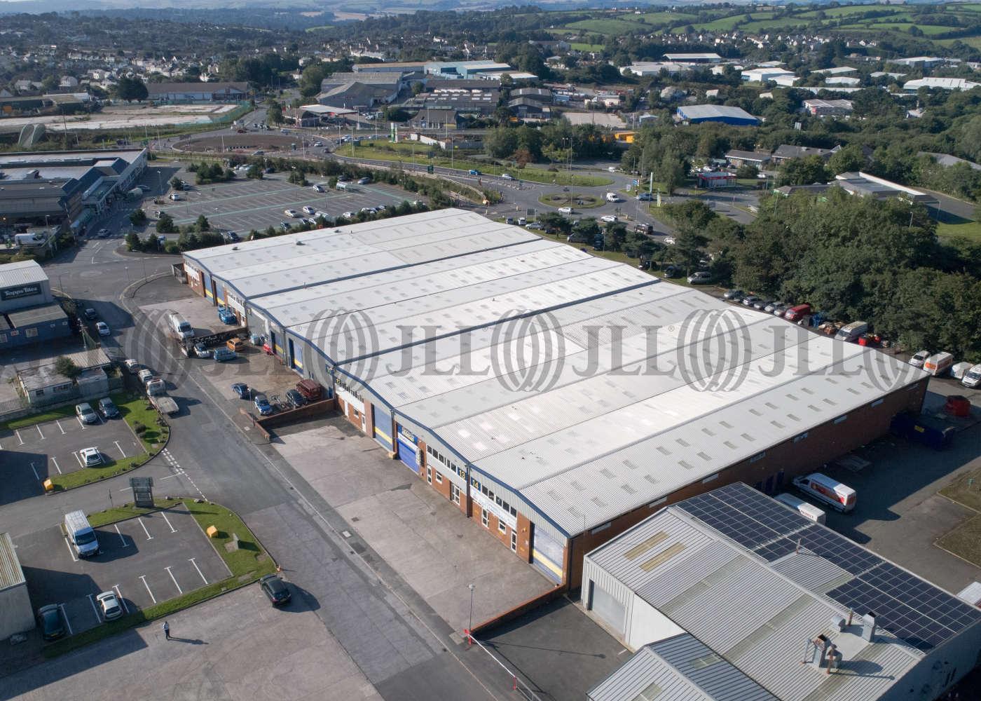 Industrial and logistics Saltash, PL12 6LD -  Edgcumbe Trade Park - 3