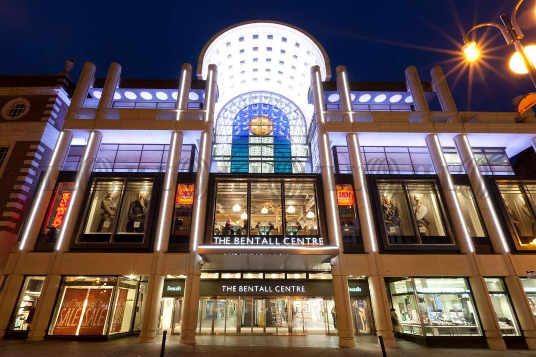 Retail shopping centre Kingston upon thames, KT1 1TP - Bentall Centre - 2014