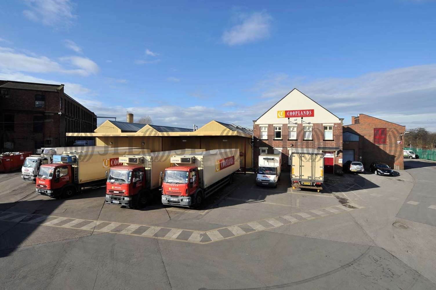 Industrial and logistics Doncaster, DN1 2SX - Wheatley Mills - 33764