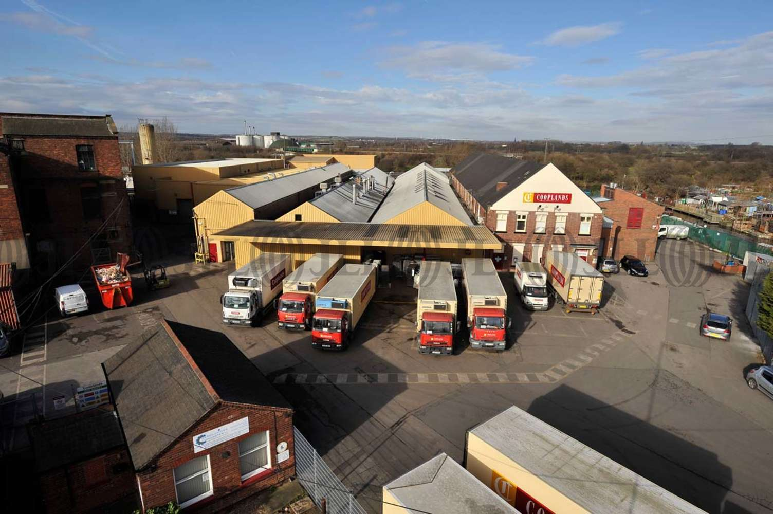 Industrial and logistics Doncaster, DN1 2SX - Wheatley Mills - 33765