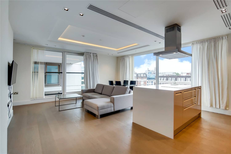 Apartment London, W14 - Bridgeman House 1 Radnor Terrace London W14 - 01