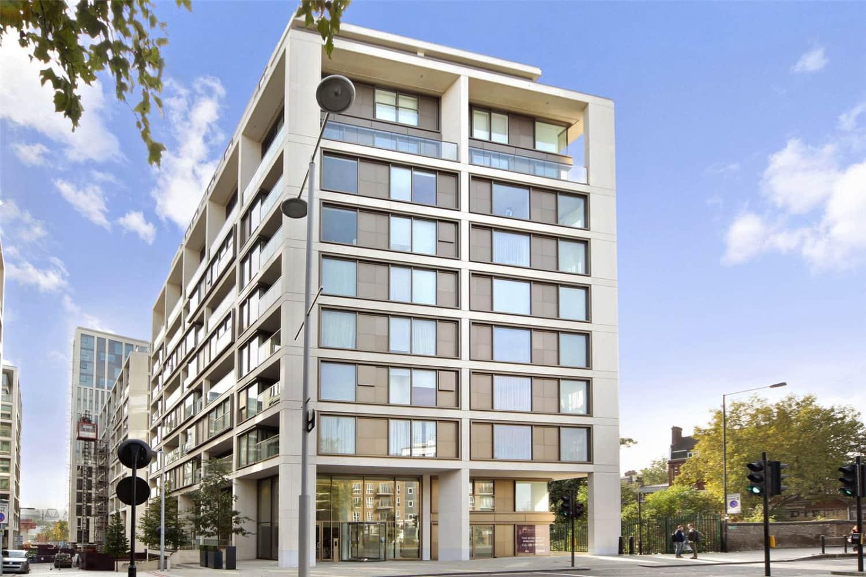 Apartment Kensington, W14 - Wolfe House 389 Kensington High Street Kensington W14 - 11