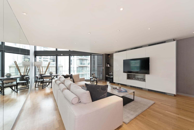 Penthouse London, W2 - Hermitage Street Paddington W2 - 00