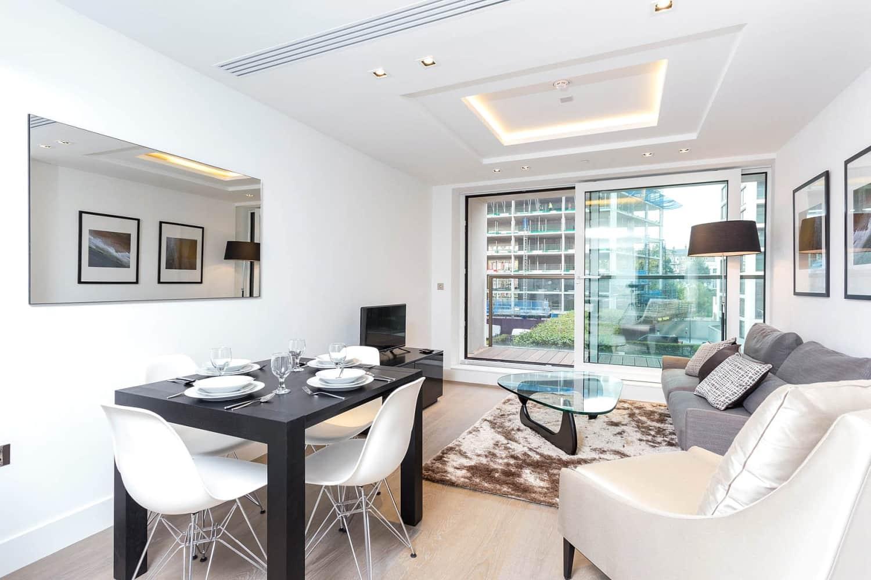 Apartment Kensington, W14 - Trinity House 377 Kensington High Street Kensington W14 - 00