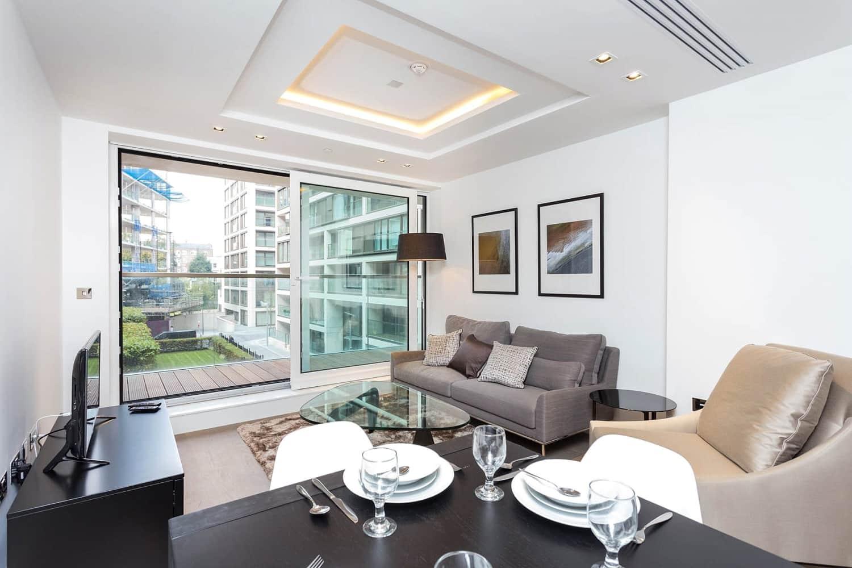 Apartment Kensington, W14 - Trinity House 377 Kensington High Street Kensington W14 - 02