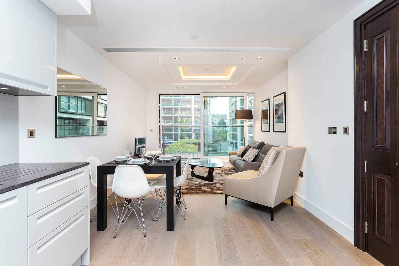 Apartment Kensington, W14 - Trinity House 377 Kensington High Street Kensington W14 - 05