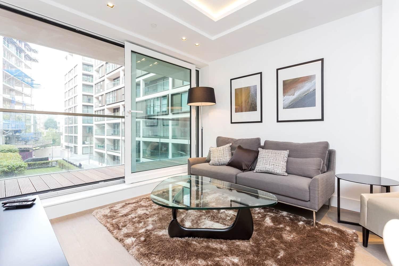 Apartment Kensington, W14 - Trinity House 377 Kensington High Street Kensington W14 - 08
