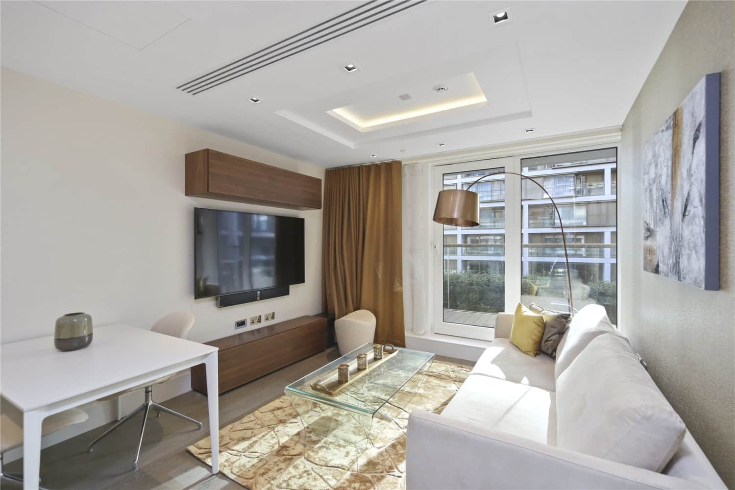 Apartment London, W14 - Lord Kensington House 5 Radnor Terrace London - 01