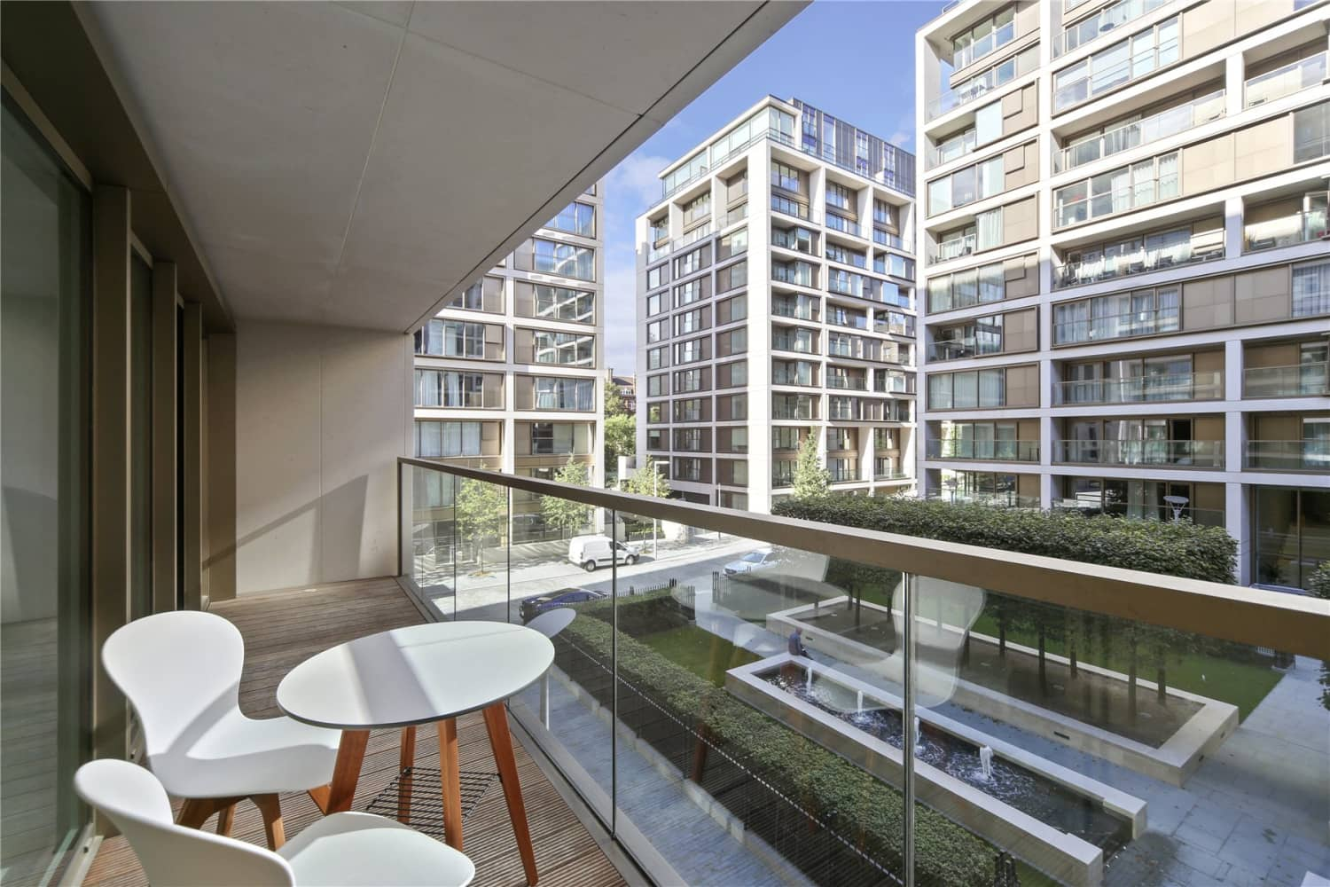 Apartment London, W14 - Lord Kensington House 5 Radnor Terrace London - 02
