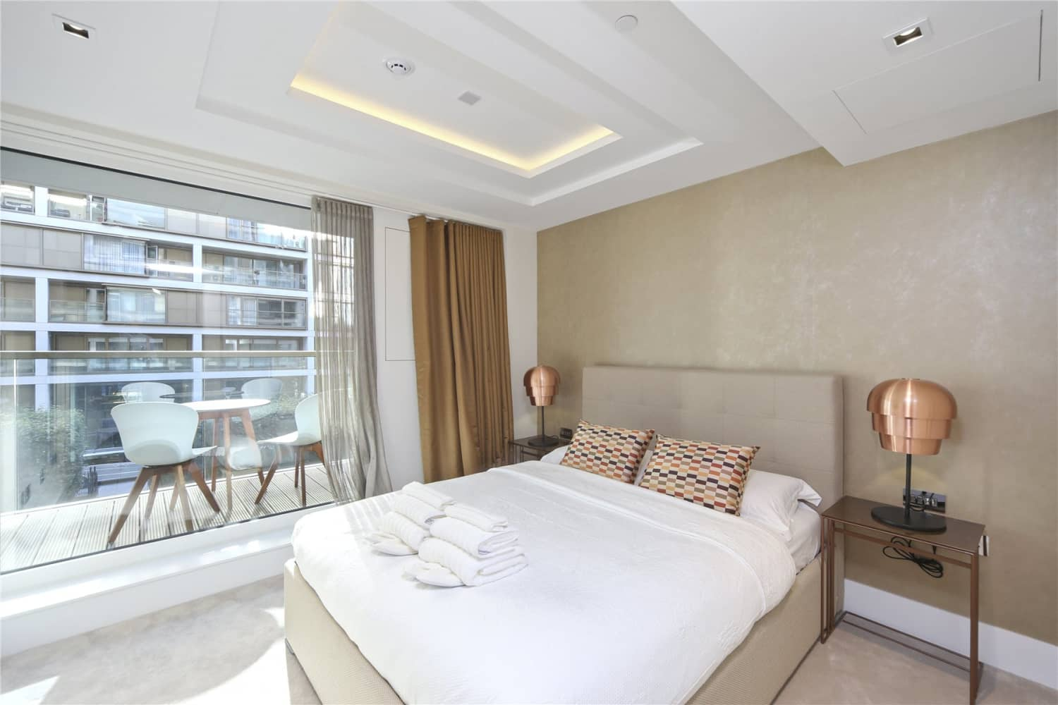 Apartment London, W14 - Lord Kensington House 5 Radnor Terrace London - 03