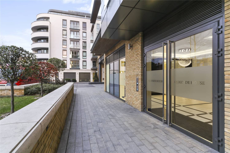 Apartment Brentford, TW8 - Quayside House 8 Kew Bridge Road Brentford - 08