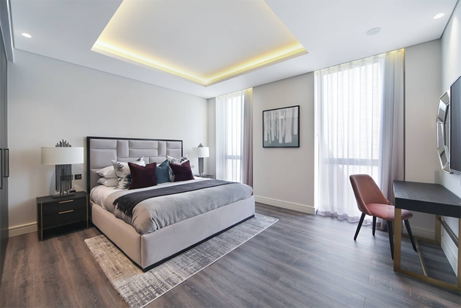 Apartment London, W14 - Russell Gardens Kensington W14 - 08