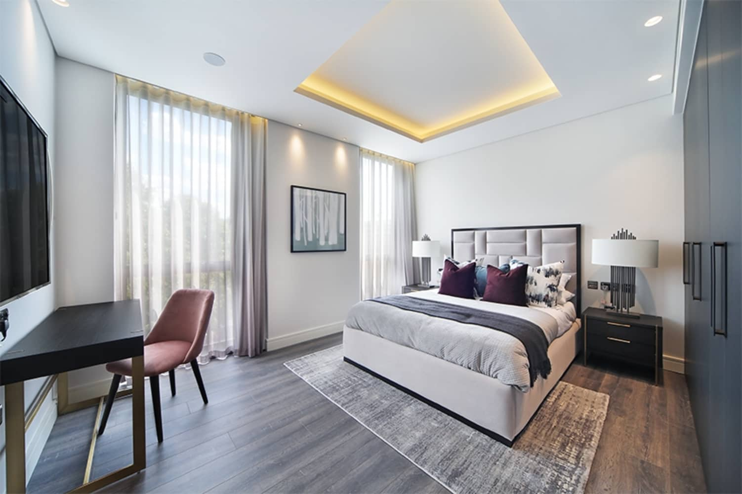 Apartment London, W14 - Russell Gardens Kensington W14 - 01